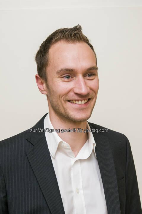 "Robert Wiedersich fungiert ab 1. September als stellvertretender Chefredakteur bei ""Gewinn"" : Fotocredit: Gewinn"