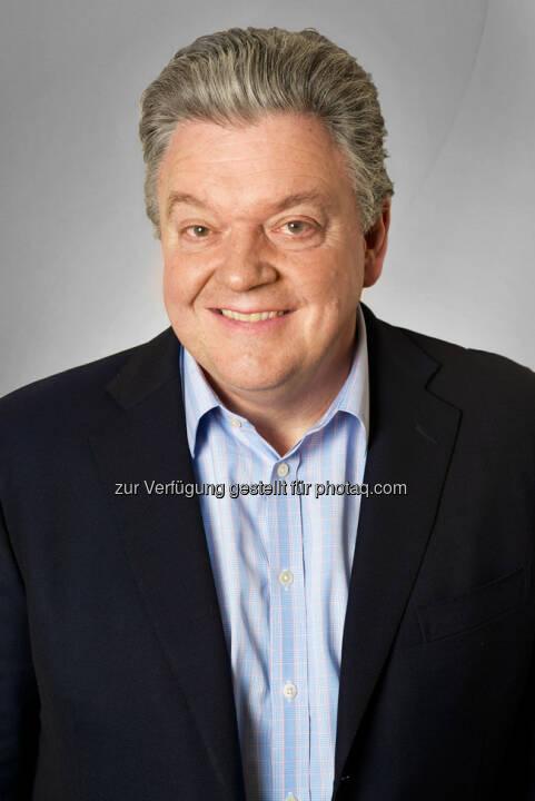 John Pearson (CEO DHL Express Europe) : DHL Express verzeichnet kontinuierliches Wachstum in Europa und in Österreich : Fotocredit: DHL Express Europe