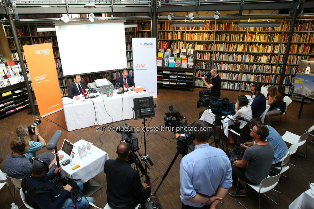 Bilanzpressekonferenz Buwog, © Buwog AG/APA-Fotoservice/Schedl (31.08.2016)
