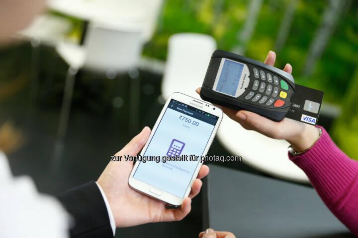 Bijlipay - Wirecard bringt mPOS-Lösung nach Indien: Mit Bijlipay bargeldlos bezahlen (Bild: Wirecard)