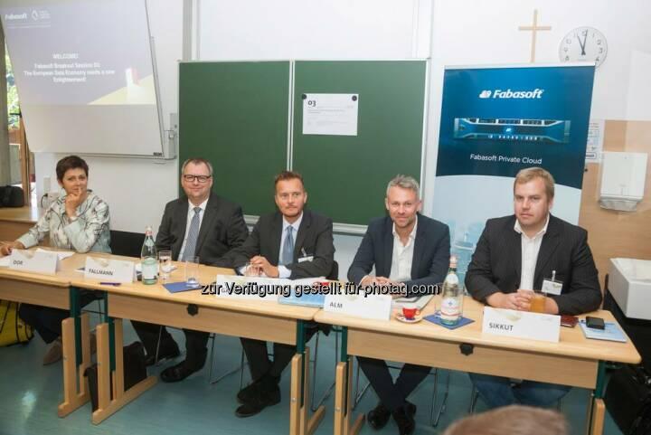 Es war wieder ein tolles Europäisches Forum Alpbach!  Source: http://facebook.com/fabasoft