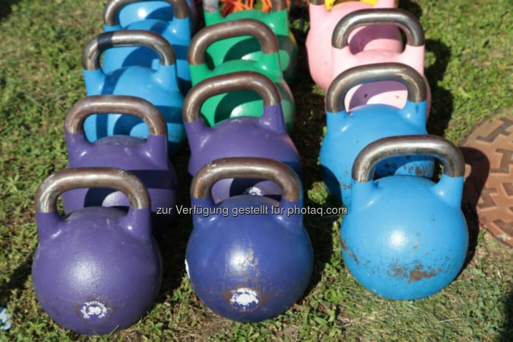 Gewicht, Hanteln, heben, schwer, schwierig, © Vision Run, Foto Viertbauer (05.09.2016)