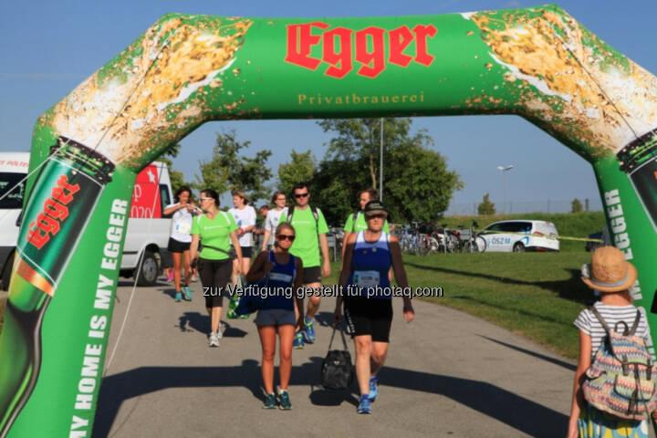Vision Run, Egger Bier