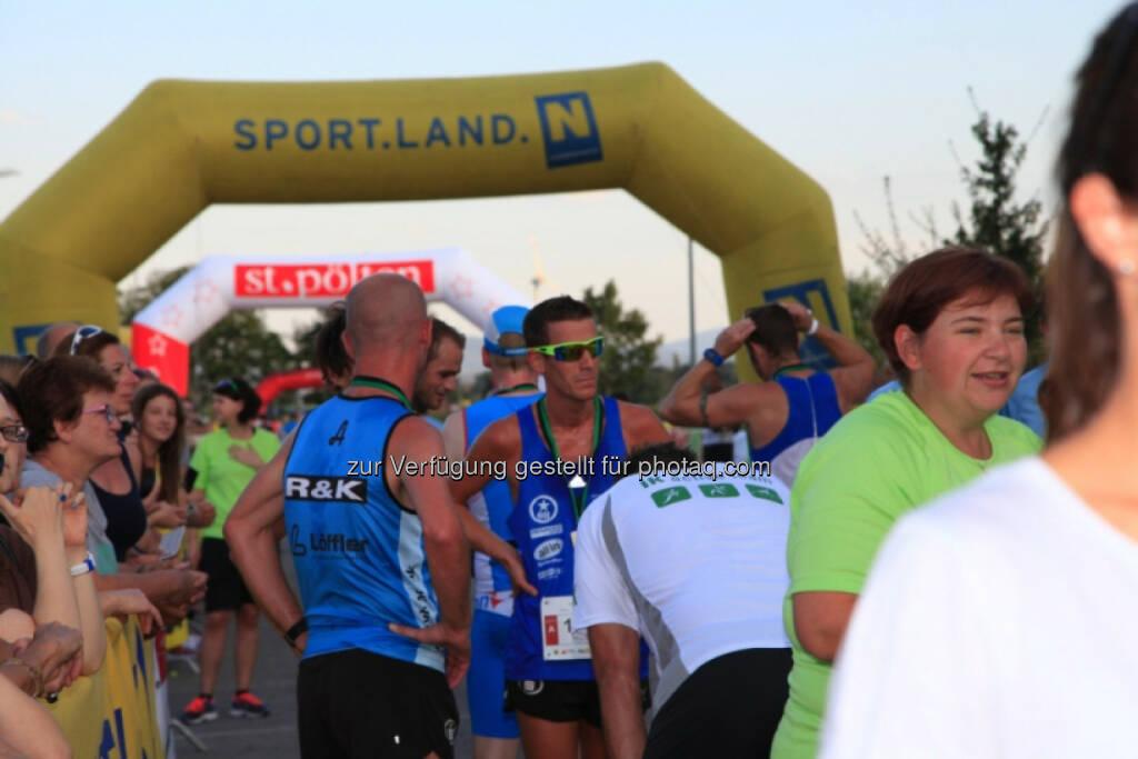 Vision Run, Werner Schrittwieser, © Vision Run, Foto Viertbauer (05.09.2016)