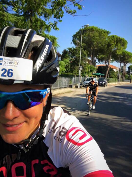 Tanja Stroschneider, Radfahren