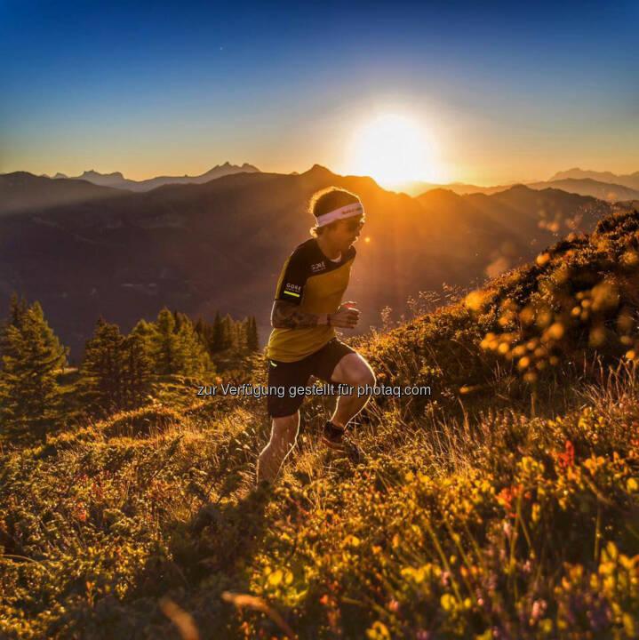 Florian Neuschwander, Berg, bergauf, hinauf, Sonnenaufgang