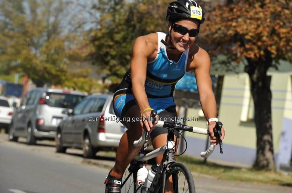 Monika Kalbacher, Radfahren (06.09.2016)