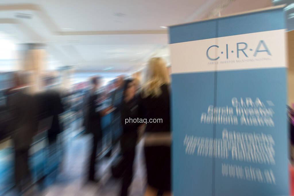 C.I.R.A. Konferenz in Wien, © Martina Draper (15.12.2012)