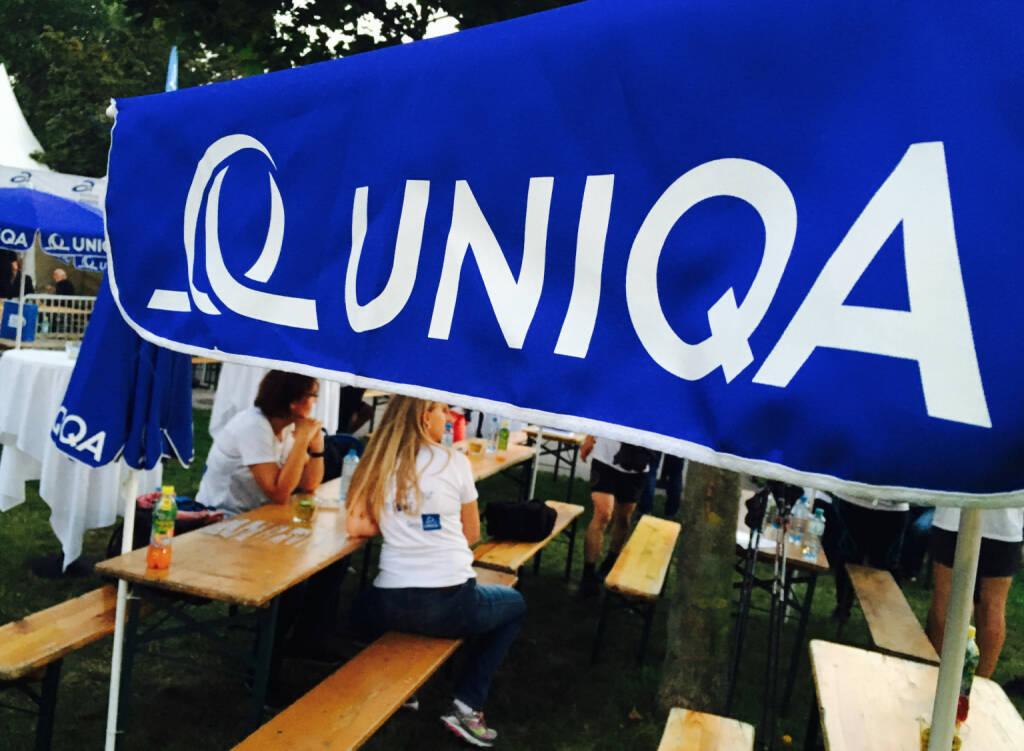 Uniqa - Firmen beim Wien Energie Business Run 2016 (08.09.2016)