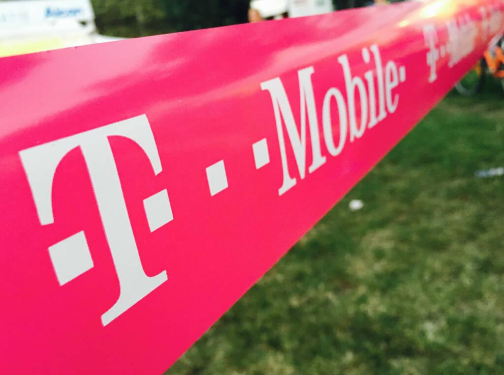 T-Mobile - Firmen beim Wien Energie Business Run 2016 (08.09.2016)