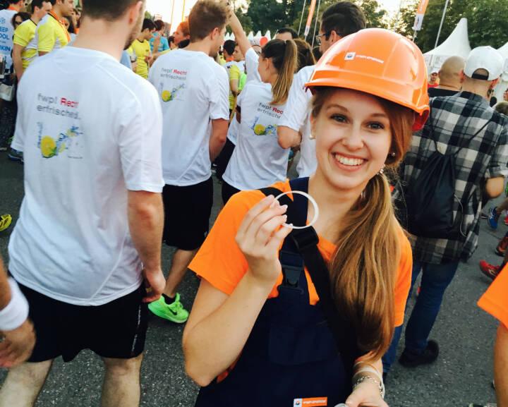 Wien Energie - Firmen beim Wien Energie Business Run 2016