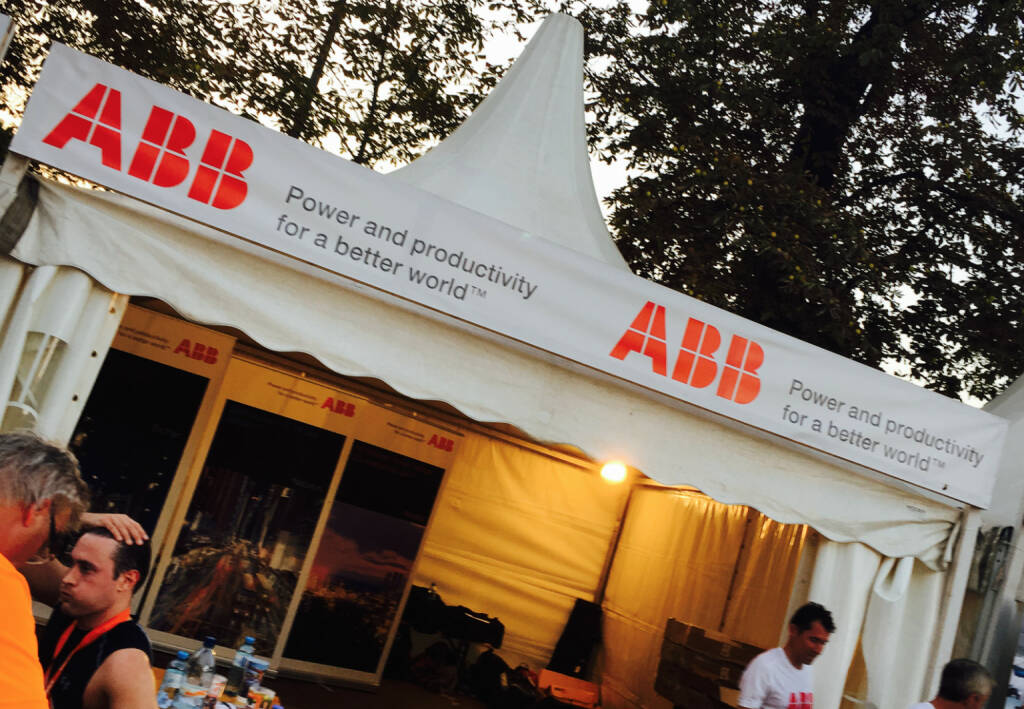 ABB - Firmen beim Wien Energie Business Run 2016 (08.09.2016)