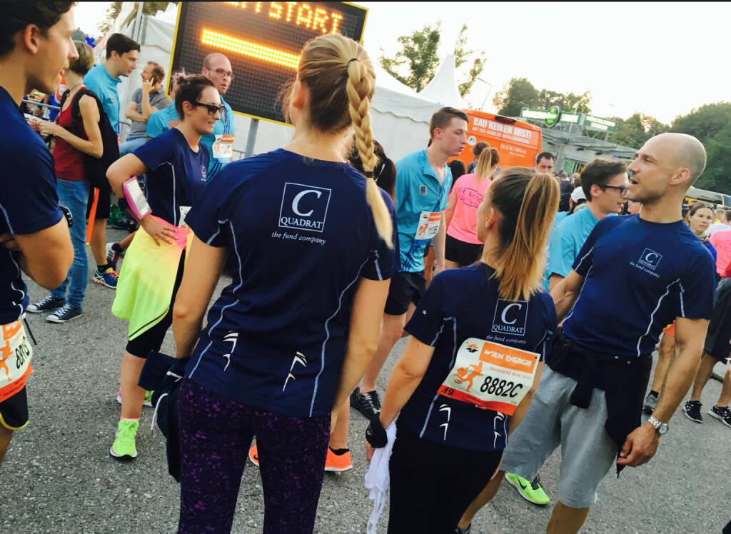 C Quadrat - Firmen beim Wien Energie Business Run 2016 (08.09.2016)