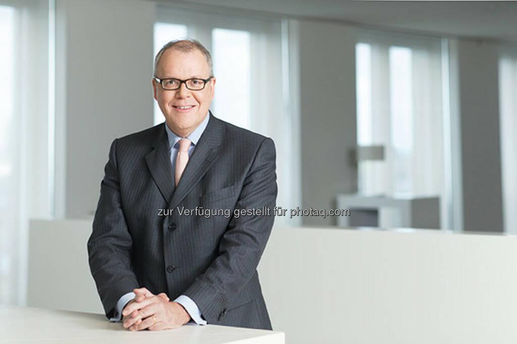Klaus Schäfer Vorstandsvorsitzender (CEO, Uniper), © Uniper AG (13.09.2016)