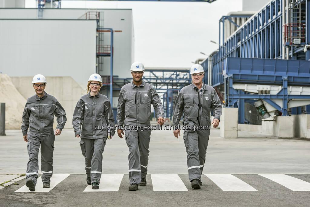 Uniper Mitarbeiter im Kraftwerk Maasvlakte Rotterdam, © Uniper AG (13.09.2016)