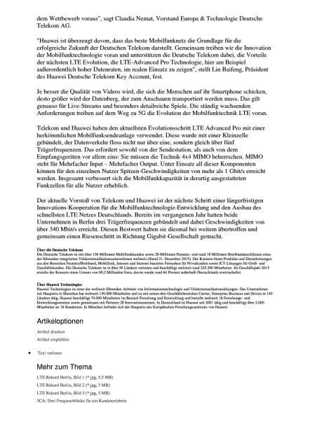 Deutsche Telekom: Mobilfunk-Schallmauer im Live-Betrieb durchbrochen, Seite 2/2, komplettes Dokument unter http://boerse-social.com/static/uploads/file_1766_deutsche_telekom_mobilfunk-schallmauer_im_live-betrieb_durchbrochen.pdf (13.09.2016)