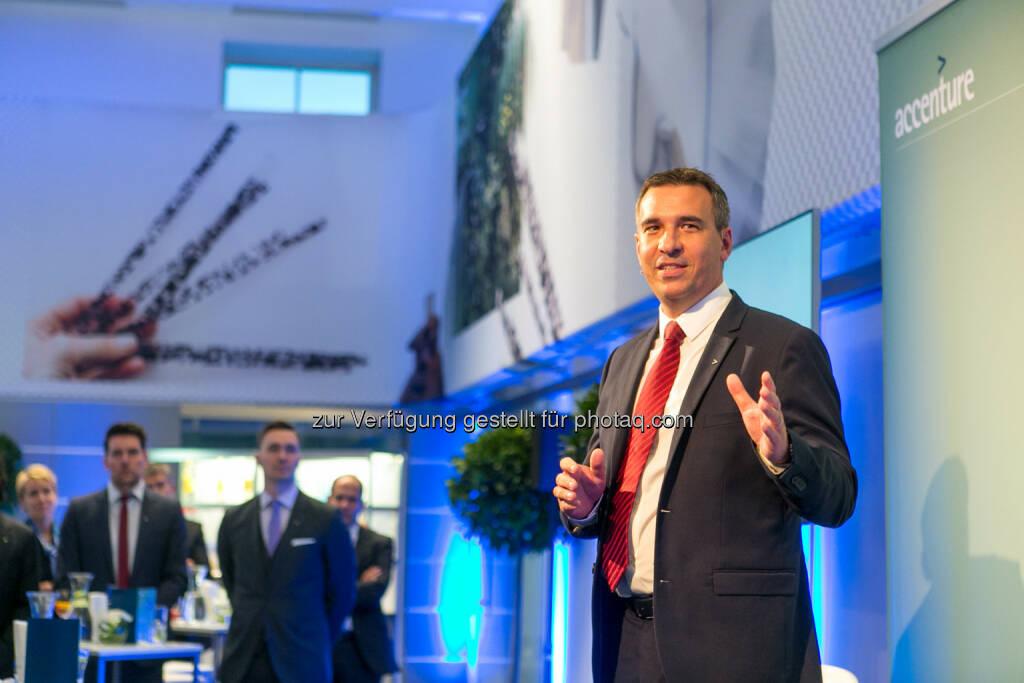 Michael Zettel (Accenture), © Martina Draper/Accenture (13.09.2016)
