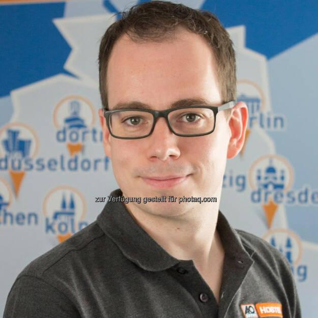 Constantin Rehberg ist neuer Head of E-Commerce bei A&O-Hostels : Fotocredit: © A&O Hotels and Hostels/kk, © Aussender (13.09.2016)