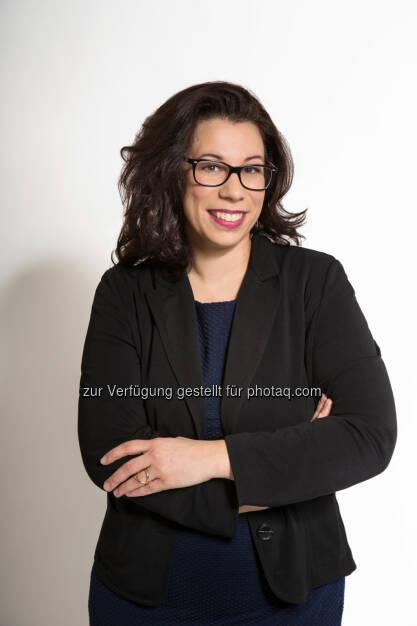Sandra Machal: Neuzugang bei ProSiebenSat.1 PULS 4: Sandra Machal verstärkt das Sales Team als Head of Campaign Management (C) Isabel Abel, © Aussender (14.09.2016)