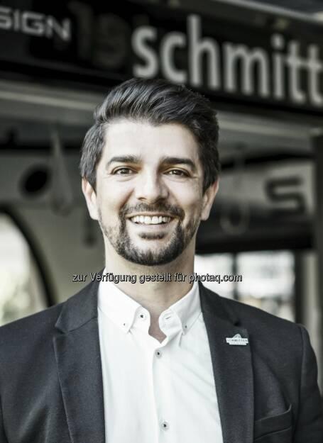Markus Papai hat die Marketingleitung der Schmittenhöhebahn in Zell am See übernommen (C) Schmittenhöhenbahn, © Aussender (14.09.2016)