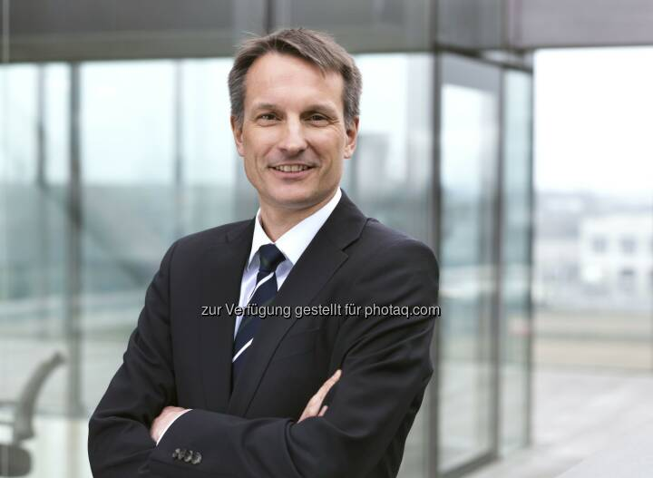 Dieter Siegel, CEO Rosenbauer International AG: