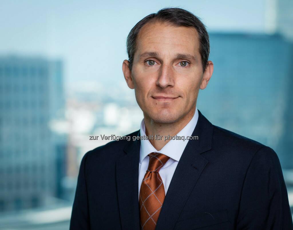 Stefan Dörfler - CEO, Firmenkundengeschäft, Sparkassen  © Daniel Hinterramskogler (15.09.2016)