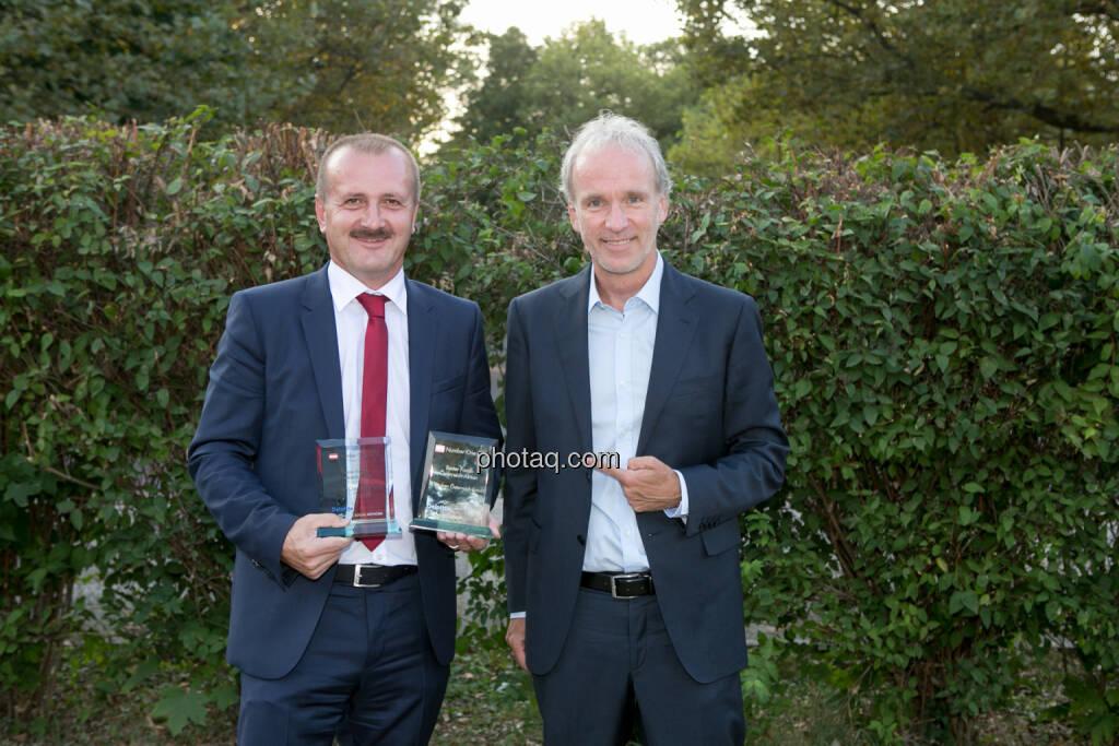 Fondsmanager und KAG-Chef 3Banken Generali KAG Alois Wögerbauer - Bester Fonds Österreich Aktien 2014 und 2015, © photaq/Martina Draper (16.09.2016)
