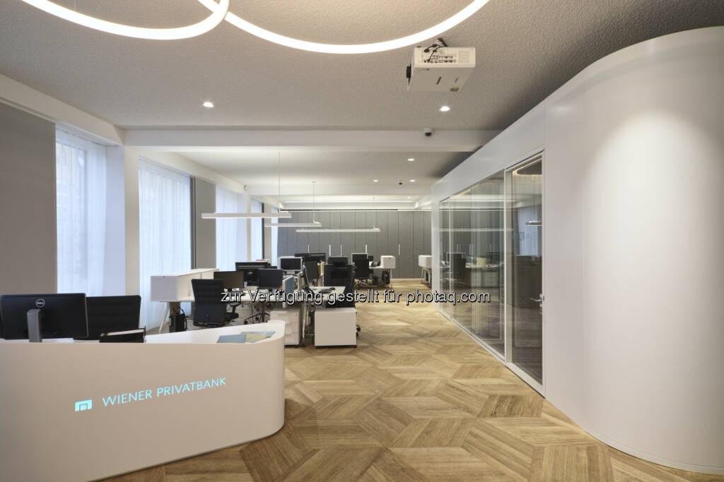 Private Banking-Kompetenzzentrum : Wiener Privatbank eröffnet neues Kompetenzzentrum für Private Banking-Kunden : Fotocredit: Wiener Privatbank, © Aussendung (16.09.2016)