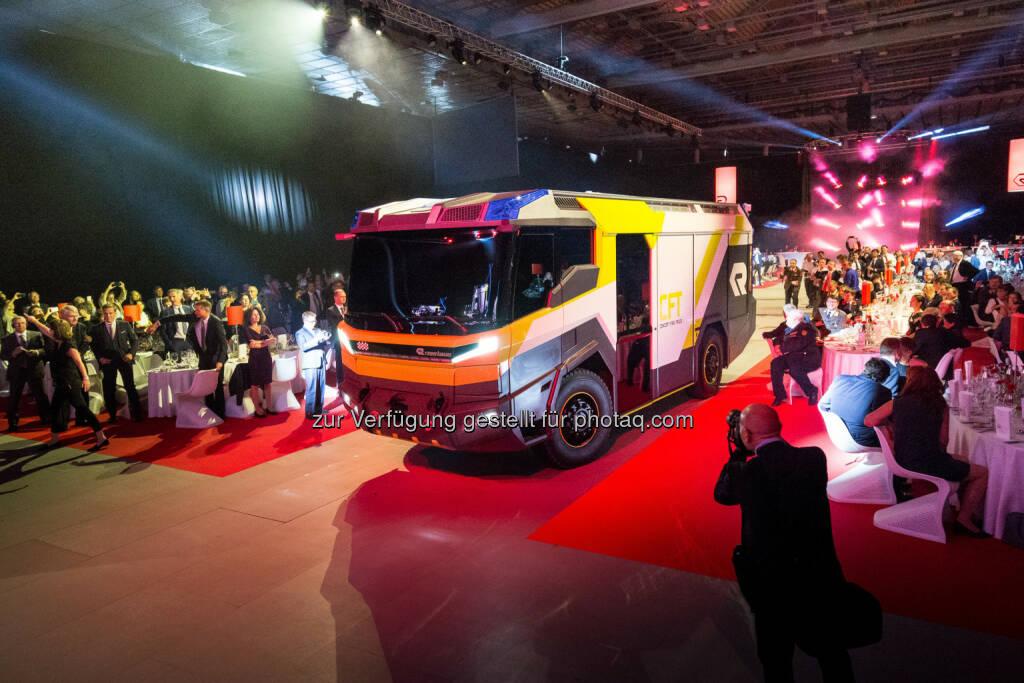 Präsentation Concept Fire Truck, © Eric Krügl (16.09.2016)