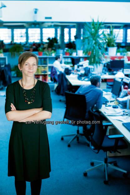 Katja Schell (Stv. Chefredakteurin APA – Austria Presse Agentur)  : Bisherige Innenpolitik-Chefin wechselt in die Chefredaktion der österreichischen Nachrichtenagentur : Fotocredit: APA, © Aussender (16.09.2016)