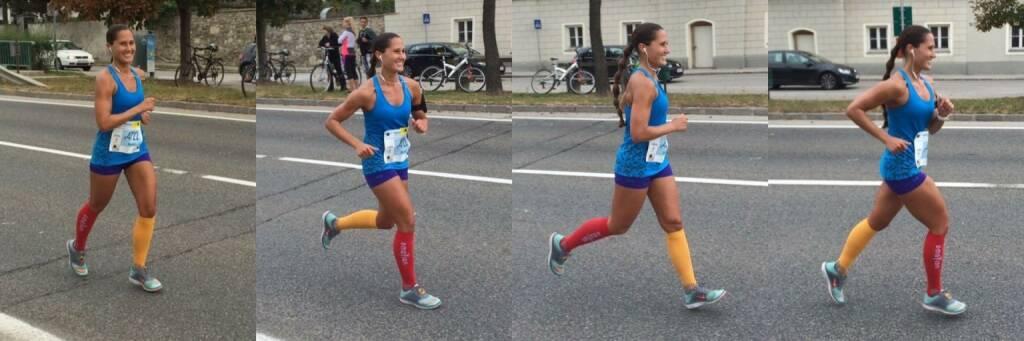 Monika Kalbacher, Wachau Marathon (18.09.2016)