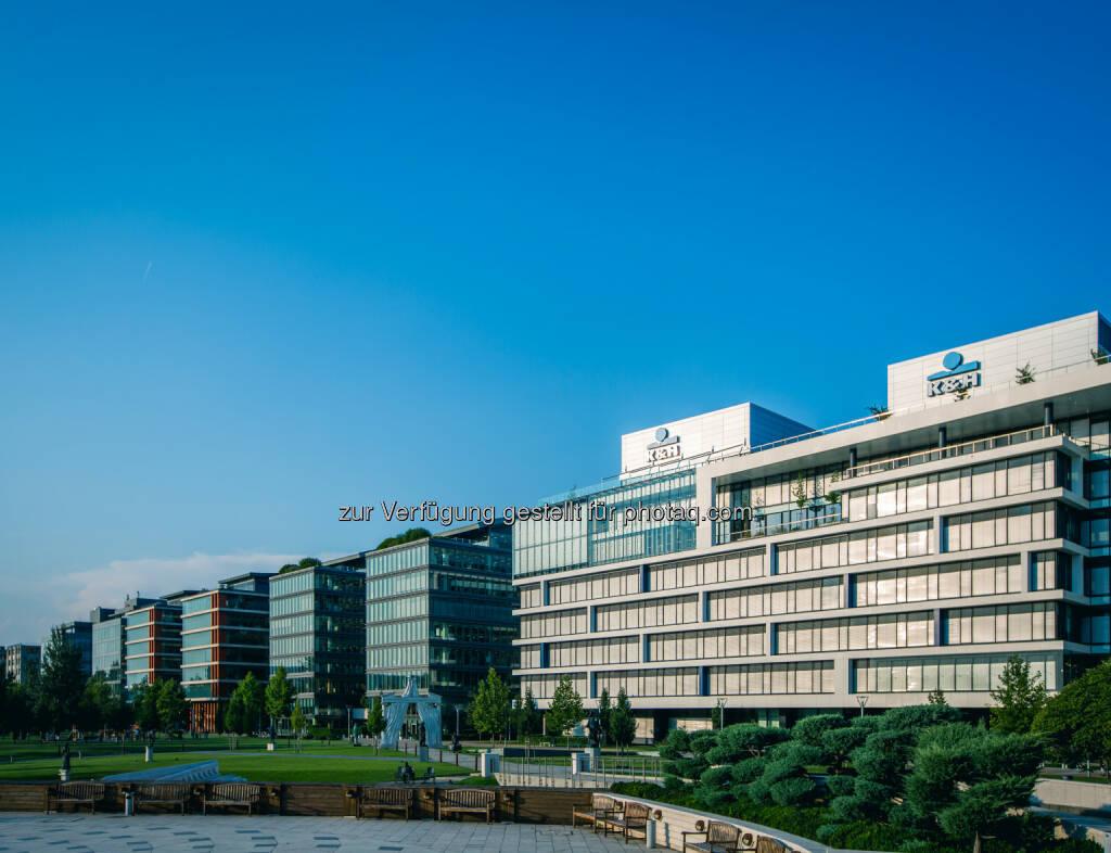 CA Immobilien Anlagen AG: CA Immo kauft Millennium Towers in Budapest von TriGranit und Heitman (Bild: CA Immo, Bence Szemerey, TriGranit/Heitman), © Aussendung (19.09.2016)