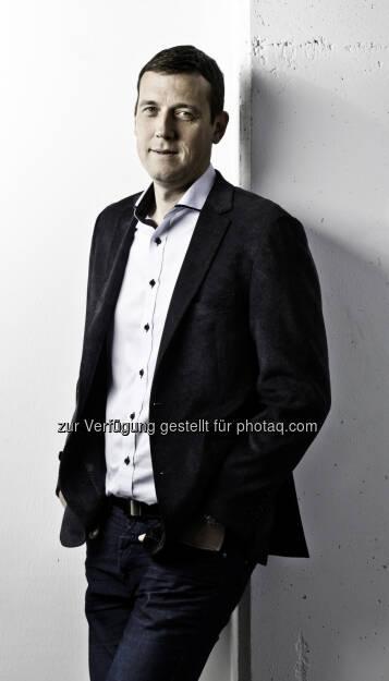Herbert Sampl (Inhaber Sampl Immobilienverwaltung e.U.) : Sampl Immobilienverwaltung nach einem Jahr - Hausverwaltung neu gedacht : Fotocredit: eigen/Alexander Vorderleitner, © Aussender (19.09.2016)