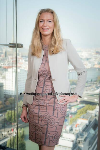 Rita Wittmann ist seit 1. September für die Legal & Compliance Abteilung der Uniqa Insurance Group AG und von Uniqa Österreich Versicherungen AG verantwortlich : Fotocredit: Uniqa/Froese, © Aussender (20.09.2016)