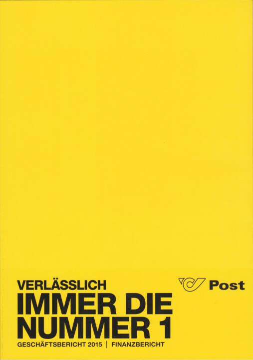 Österreichische Post Geschäftsbericht 2015 - http://boerse-social.com/companyreports/show/osterreichische_post_geschaftsbericht_2015