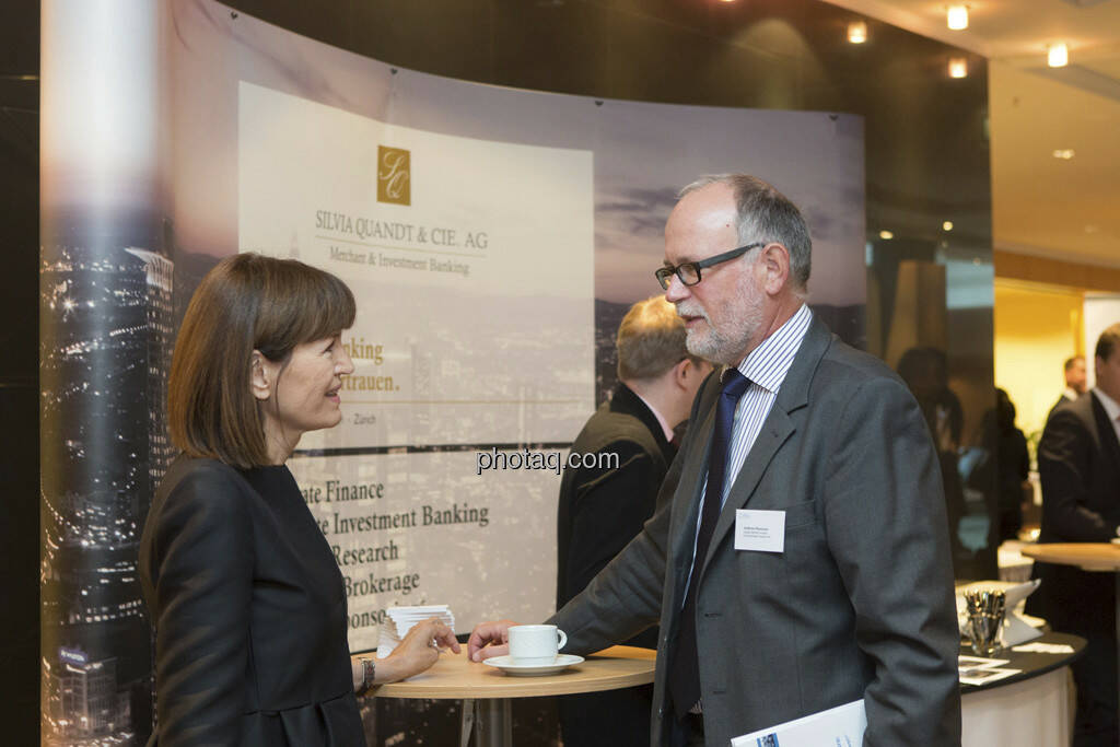 C.I.R.A. Konferenz in Wien, Birgit Kuras, Wiener Börse, © Martina Draper (15.12.2012)