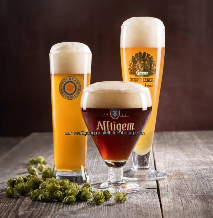 Probierlust beim Biergenuss : Knapp jeder zweite Bierkonsument ist neugierig auf neue Sorten – trotzdem bleiben die Österreicher beim heimischen Bier : Fotocredit: Brau Union Österreich