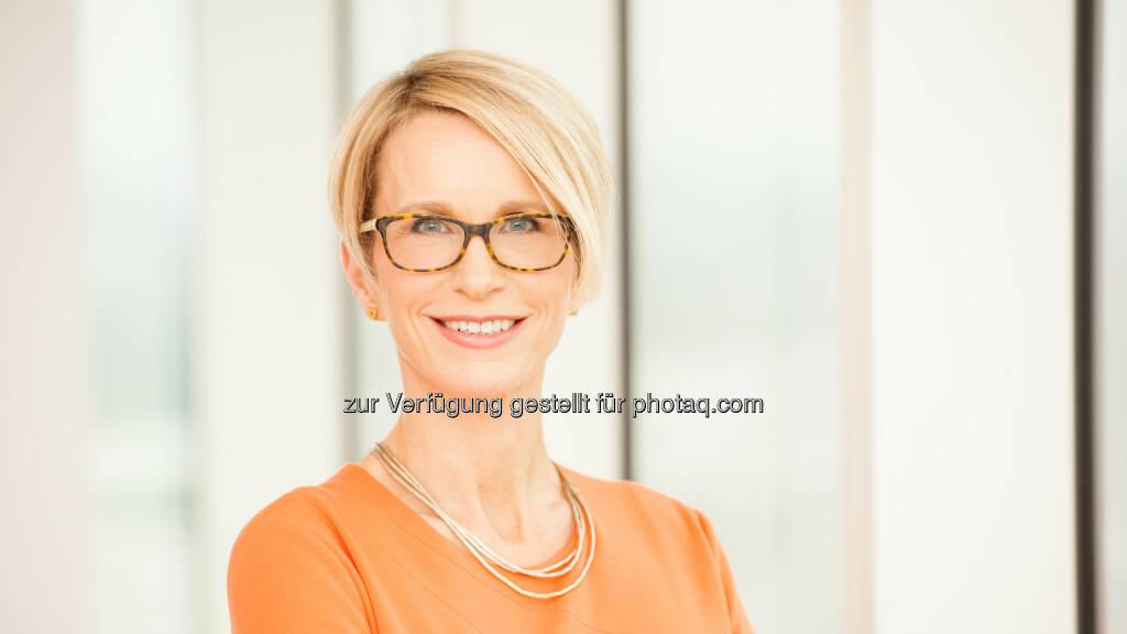 Emma Walmsley wird Nachfolgerin von Andrew Witty als Chief Executive Officer (CEO) von GlaxoSmithKline : Fotocredit: GlaxoSmithKline Pharma GmbH, © Aussender (21.09.2016)