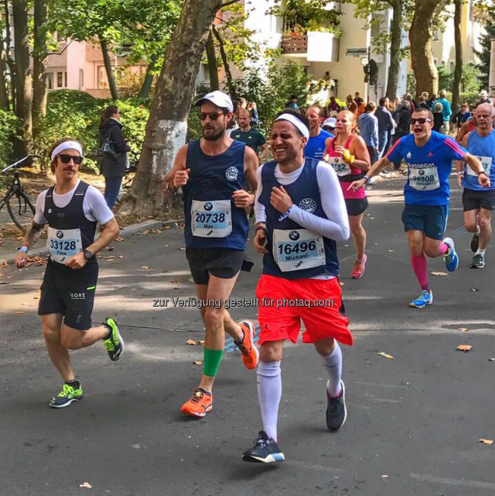 Florian Neuschwander, Berlin Marathon