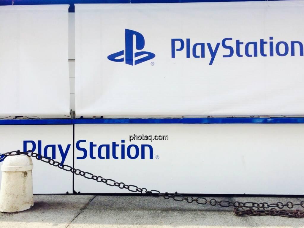 Sony PlayStation, © Josef Chladek/photaq.com (26.09.2016)