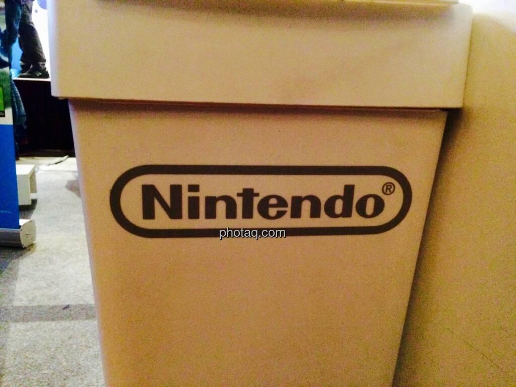 Nintendo Logo, © Josef Chladek/photaq.com (26.09.2016)