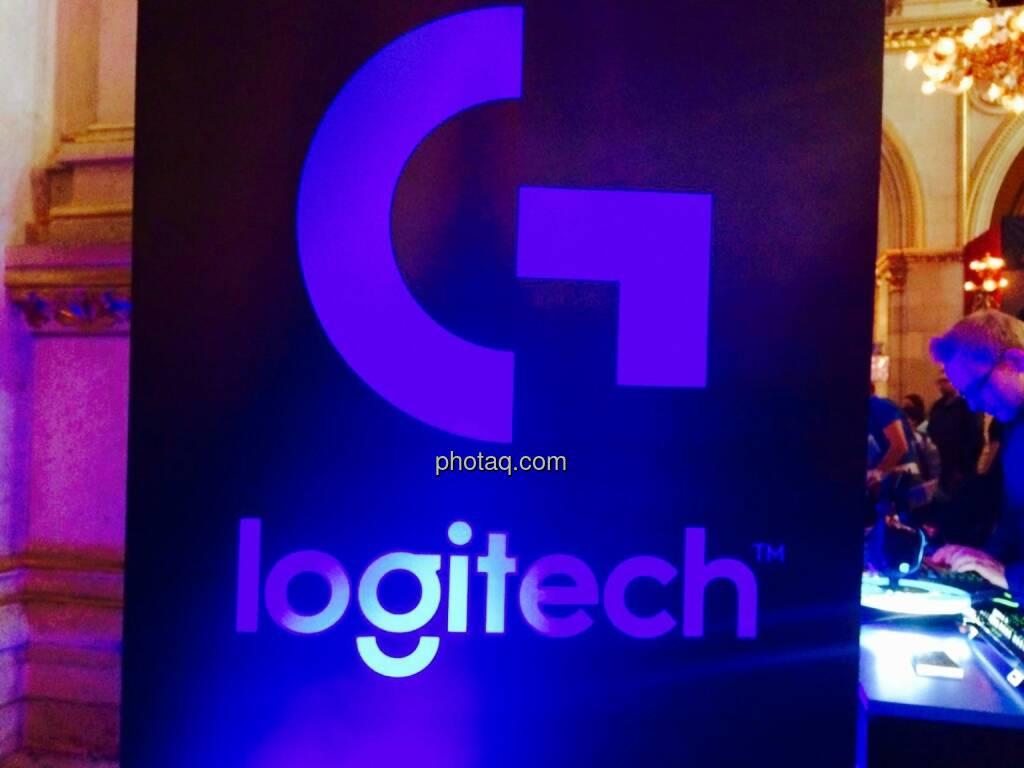 Logitech Logo, © Josef Chladek/photaq.com (26.09.2016)