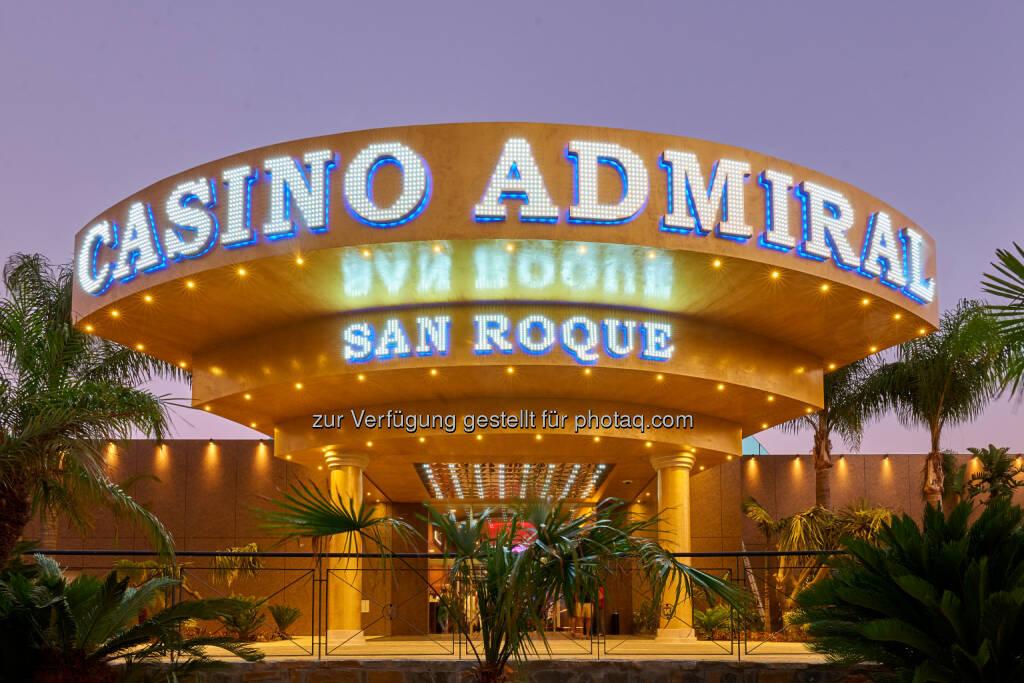Novomatic Group: Casino Admiral San Roque in Südspanien feierlich eröffnet (Bild: PEDROJAEN.COM - PHOTOGRAPHY), © Aussendung (26.09.2016)