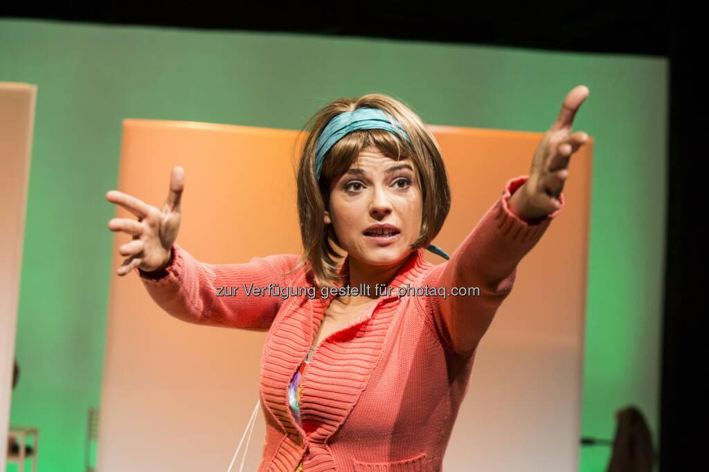 Claudia Kottal als beste Schauspielerin für den Nestroy 2016 nominiert (C) KosmosTheater, © Aussendung (27.09.2016)