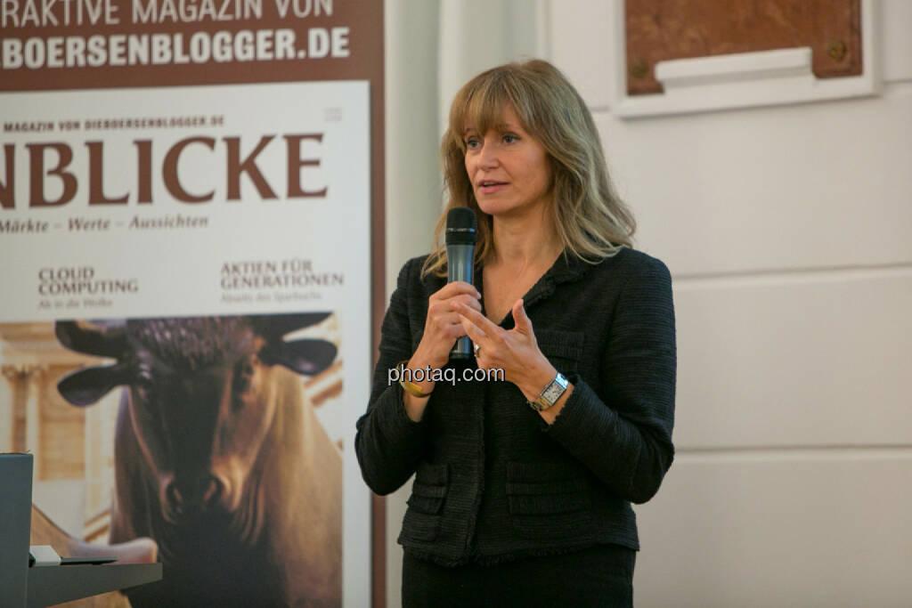 Elke Koch (AT&S), © Martina Draper/photaq (29.09.2016)