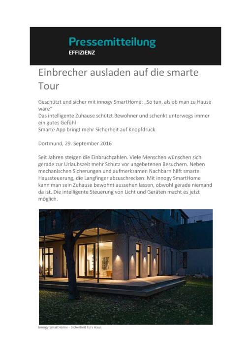 innogy smarthome sicherheit f rs haus seite 1 4 komplettes dokument unter http boerse. Black Bedroom Furniture Sets. Home Design Ideas