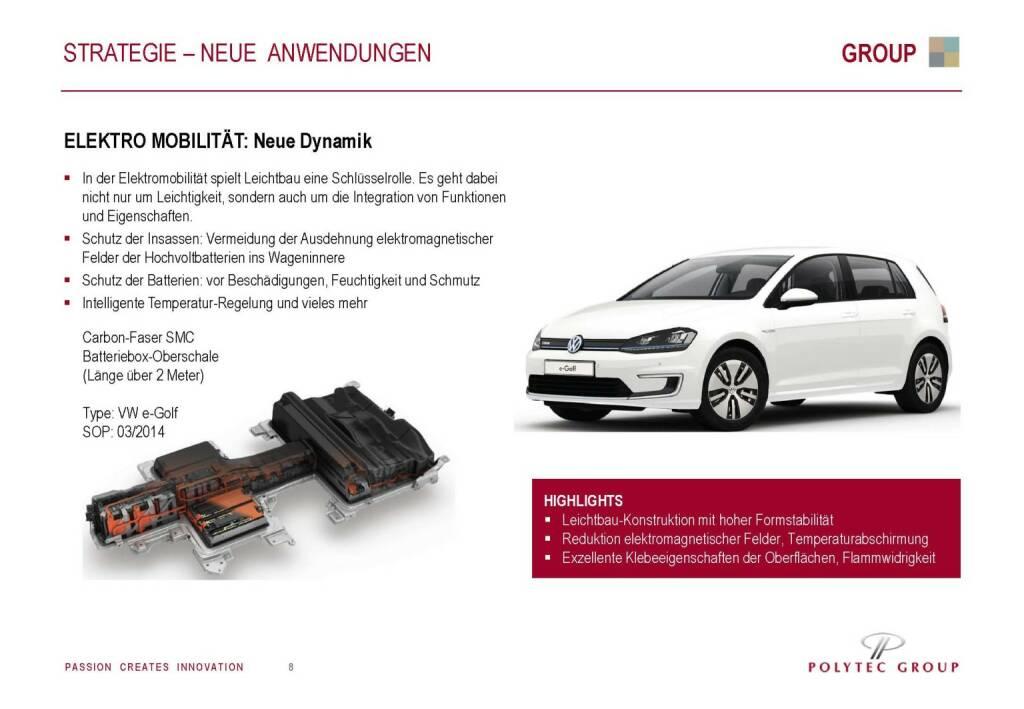 Polytec Strategie Neue Anwendungen (29.09.2016)