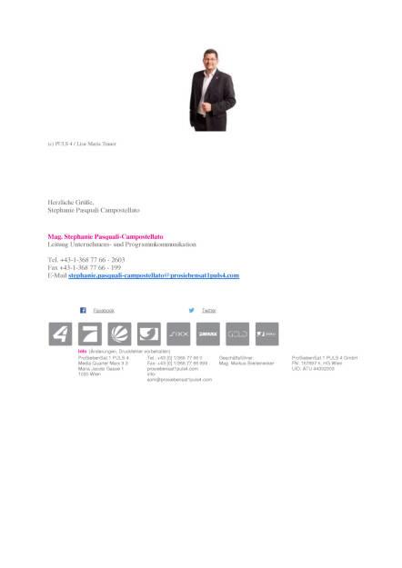 ProSiebenSat.1Puls4: Norbert Oberhauser gründet eigene Firma, Seite 2/2, komplettes Dokument unter http://boerse-social.com/static/uploads/file_1852_prosiebensat1puls4_norbert_oberhauser_grundet_eigene_firma.pdf