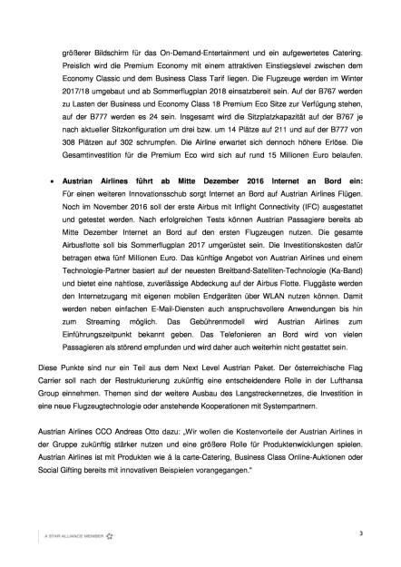 Austrian Airlines investiert in zusätzliche Flugzeuge am Drehkreuz Wien, Seite 3/4, komplettes Dokument unter http://boerse-social.com/static/uploads/file_1853_austrian_airlines_investiert_in_zusatzliche_flugzeuge_am_drehkreuz_wien.pdf