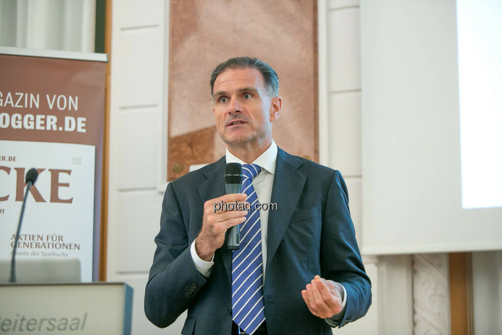Peter Haidenek (Polytec), © Martina Draper/photaq (29.09.2016)
